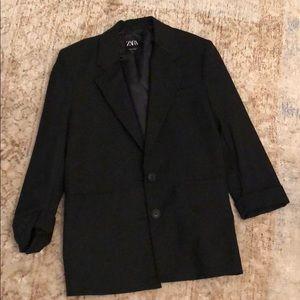 Zara oversize jacket xs